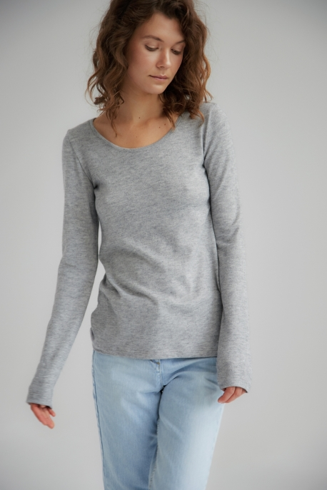 warm basic sweater