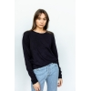 black basic longsleeve