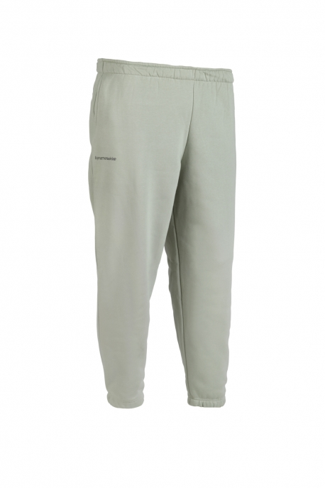 sweatpants with text