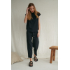 wide ribbed trousers