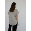 t-shirt with v-neck