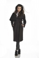 long casual coat with belt SALE